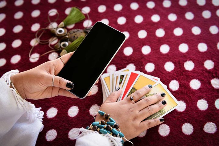 Want to get access to popular forms of psychic readings?